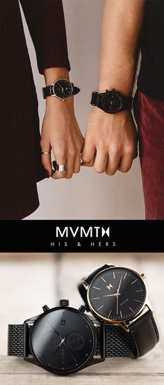 Our favorite 'His & Hers' styles. Shop watches.