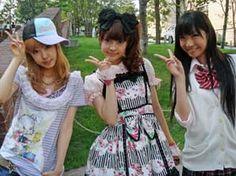 Japanese pop star fashion | The Ambassadors of Cuteness. Photo: Takamasa Sakurai