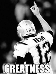 Brady makes being Brady look easy.