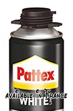 B0146TE7L8 : Pattex 1985648 White Line Nettoyeur pistolet Blanc. Idéal pour canon à mousse Pattex mais aussi pour les pistolets en mousse PU standard. Aussi pour la suppression de mousse PU frais de zones contaminées. Contenu: 500 ml