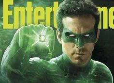 green lantern   Ryan Reynolds as the Green Lantern - Green Lantern Movie