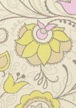 €58,90 Prezzo per rotolo (per m2 €11,33), Archivio, Tessuto base: Carta da parati TNT, Superficie: Rilievi percepibili al tatto, Effetto: Disegno opaco, Superficie di base brillante, Design: Fiori stilizzati, Colore di base: Bianco crema brillante, Colore del disegno: Beige, Marrone grigiastro pallido, Verde giallastro chiaro, Grigio chiaro , Rosa, Caratteristiche: Buona resistenza alla luce, Bassa infiammabilità, Rimovibile, Stendere colla sul muro, Lavabile