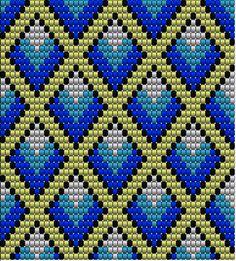 51 Ideas For Crochet Patterns Tapestry Cross Stitch Bargello Patterns, Tapestry Crochet Patterns, Loom Patterns, Beading Patterns, Knitting Patterns, Cross Stitch Pattern Maker, Cross Stitch Patterns, Mochila Crochet, Tapestry Bag