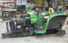 Used John Deere Parts >> 18 Best Used John Deere Parts Tractor Salvage Images In 2015