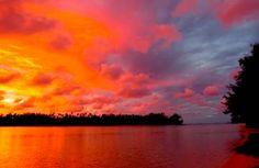 Muri Beach, Rarotonga, For your luxury holiday visit www.rumours-rarotonga.com/