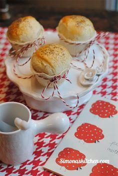 Panini Briosciati per la Colazione di Natale - Xmas Breakfast with Brioche Bread…