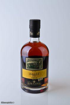 Rum Nation Jamaica Rum 5 Jahre Oloroso Finish 50% 0,7l