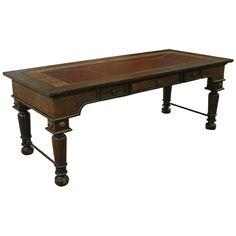 Comandante 4 Desk | Desks | home_office | Jorge Kurczyn Furniture