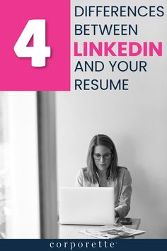 Are there differences between LinkedIn and your resume -- and what are they? How do they matter if you're job hunting and trying to decide whether you need a properly formatted resume -- or if a link to your LinkedIn profile will do? We discuss how to look at resumes versus LinkedIn in 2020. #corporette #LinkedIntips #LinkedIn #resumes #resumetips #jobhunting #jobhuntingadvice #jobhuntingtips