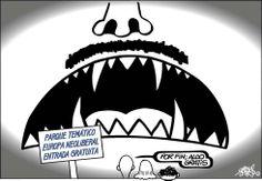 Parque Temático Neoliberal Viñeta: Forges - 23 MAY 2014 | Opinión | EL PAÍS