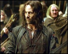 Now THAT is the finest man to ever walk Middle Earth <3