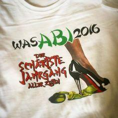Kostenloser Katalog und Angebot unter www.shirts-n-druck.de #wasabi #abi2016 #abi16 #abimotto #abishirt #abipulli #shirtsndruck