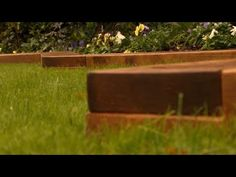 Find out how to create garden borders right here. This Mitre 10 Easy As guide will show you how it's done. It'll also show you how to lay garden sleepers, an.