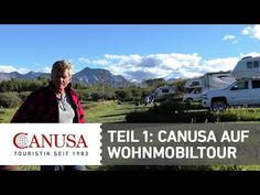 Video: Im Wohnmobil zum Waterton Lakes - & Glacier National Park | traveLink.