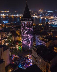 İstanbul. Galata kulesi