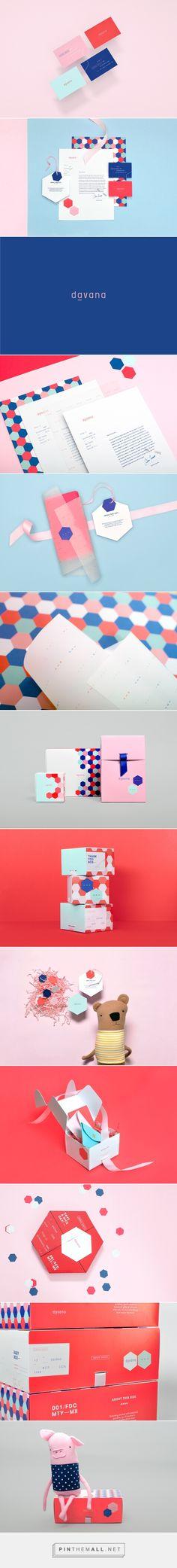 Davana Branding and Packaging by Firmalt