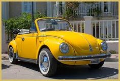 I want this in candy apple red, with a black top, black spots and eye lashes so that it resembles a lady bug ;-) <3