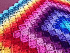 Pretty Flowers in the Window, via Flickr  Wool Eater Pattern