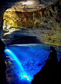 Enchanted Well - Chapada Diamantina National Park (Brazil)