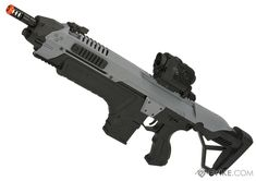 CSI S.T.A.R. XR-5 FG-1508 Advanced Battle Rifle (Color: Grey)
