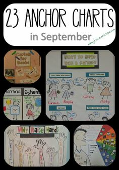 23 anchor charts in sept