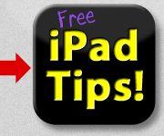 Free iPad Tips - apps for teachers