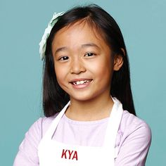 Kya | MasterChef Junior on FOX Masterchef Junior, Season 8, Just For Fun, Disney Channel, Cool Kitchens, Competition, Tv Shows, Fox, Challenges