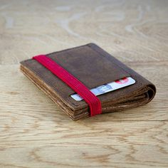 Men leather Wallet Mens Wallet Men Wallet With Coin by Gazur