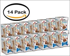 PACK OF 14 - Purina Beneful IncrediBites with Real Beef, Tomatoes, Carrots and Wild Rice Dog Food 3-3 oz. * Click image to review more details. (This is an affiliate link and I receive a commission for the sales) #Dogs