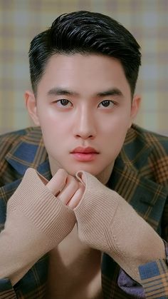 Beat uh (my tempo hoo hoo), Do not mess up my tempo. Kyungsoo, Kaisoo, Exo Ot12, Exo Photoshoot, D O Exo, Exo Music, Asian Men Hairstyle, Men's Hairstyle, Exo Album