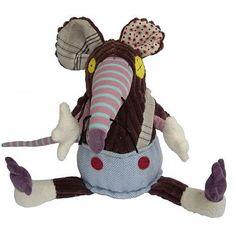 Peluche - Déglingos : Ratos le Rat