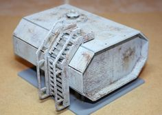 Ghosts of the Civil Dead: Sarissa Precision System Infinity Terrain