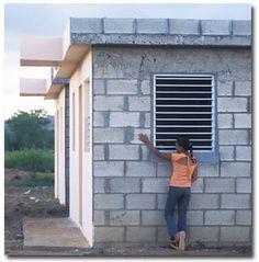 Nagua, Dominican Republic Spring 2007.  Habitat for Humanity