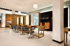 Kamigata Lifestyle salon spa by Reis Design Cardiff