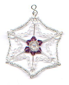 WireWorkers Guild - Snowflake tutorial (towards the bottom of the page)