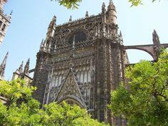 Seville Cathedrale Gotique