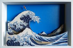 Gaspard Mitz, The great wave