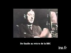 The Appeal of 18 June (L'Appel du 18 Juin) was a famous speech by Charles de Gaulle, the leader of the Free French Forces, in 1940. The appeal is often considered to be the origin of the French Resistance to the German occupation during World War II. De Gaulle spoke to the French people from London after the fall of France. He declared that the war for France was not yet over, and rallied the country in support of the Resistance. It is one of the most important speeches in French history.