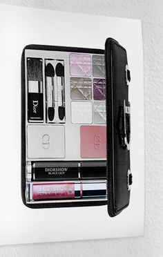 Touch And Go Make-Up Kit's From Dior - For The Busy Woman | Couture in the City