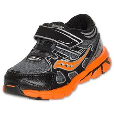 #ToddlerTuesdays Saucony Crossfire Toddler Shoe at Finish Line! Shop here: http://finl.co/QzhHQL $39.99