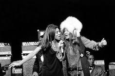 Original girl power: Tina & Janis
