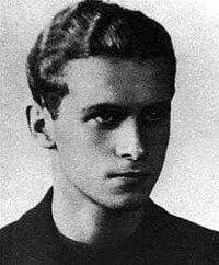 Krzysztof Kamil Baczyński, January 1921 – August was a Polish poet and Home Army soldier, one of the most renowned authors of the Generation of Columbuses, the young generation of Polish poets of whom many perished in the Warsaw Uprising. Top Poems, Polish People, Warsaw Uprising, The Caged Bird Sings, Famous Poems, Holocaust Memorial, Army Soldier, World War Ii, Wwii