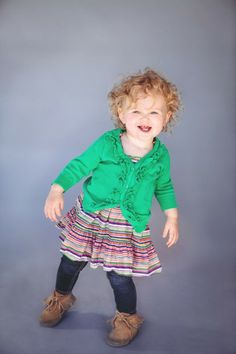 How to Dress Your Kids for St. Patrick's Day