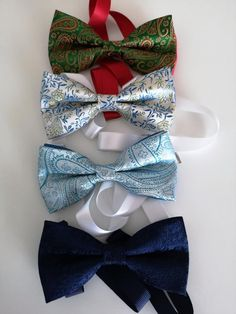 Women Bow Tie, Silk Bow Ties, Bow Tie Wedding, Elegant, Groom, Bows, Etsy Shop, Formal, Handmade