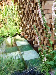 Constructing a Chelsea Garden in 2008 by Foxcroft Landscapes