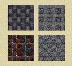 Casa Medieval Minecraft, Minecraft Blocks, Minecraft Structures, Minecraft Castle, Minecraft Room, Minecraft Construction, Minecraft Blueprints, Minecraft Crafts, Minecraft Furniture