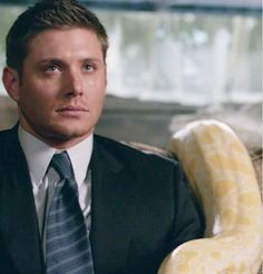 "Dean and the Snake ||| Supernatural 4x06 ""Yellow Fever"""
