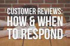 How to Respond to Customer Reviews | The Kite Media Blog