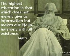 Wise words from Rabindranath Tagore, Indian poet who also wrote wonderful short stories Hindi Quotes, Wisdom Quotes, Words Quotes, Wise Words, Quotations, Life Quotes, Sayings, Soul Quotes, Tagore Quotes