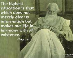 Rabindranath Tagore, Indian poet